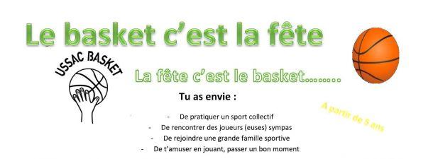L'USSAC Basket