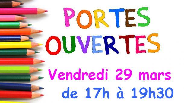 Portes ouvertes école Notre Dame de Lourdes